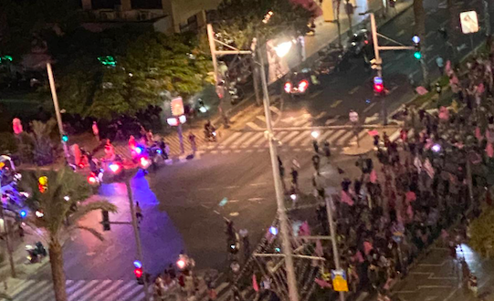 המשטרה למארגני המחאות: הסבירו למשתתפים את המותר והאסור