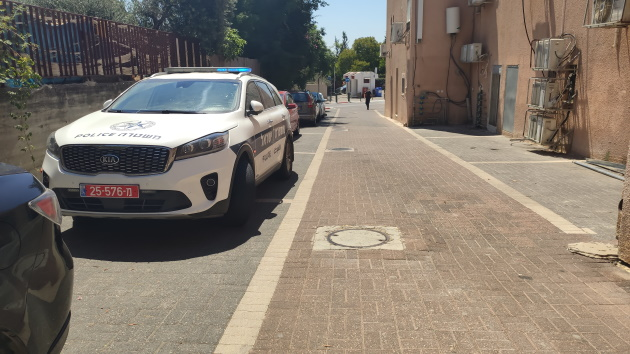 שני קטינים נתפסו מיידים אבנים לעבר כלי רכב חולפים בצומת בר אילן בירושלים