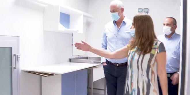 שר הביטחון: תוקם מעבדה שתאפשר עשרות אלפי בדיקות קורונה