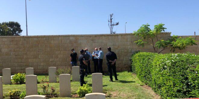גופת תינוק אותרה סמוך לבית עלמין בחיפה, הנסיבות נבדקות