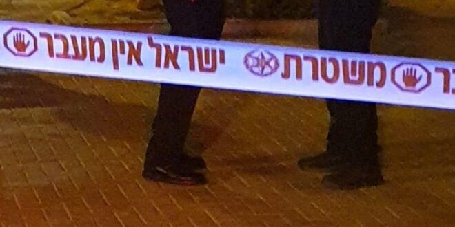 נתין זר נעצר בחשד למעורבות באירוע דקירה בתל אביב