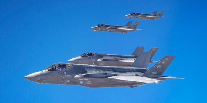 דיווח: ג'ו ביידן החליט לעצור את מכירת מטוסי ה-F35 לאמירויות