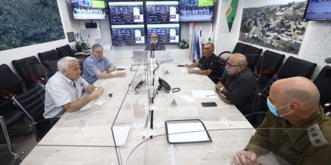 השר שוסטר: יש לנו מחוייבות לחקלאים ולכל בני העדה הדרוזית