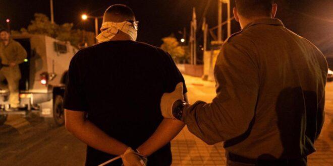 """צה""""ל עצר מספר חשודים בהשלכת מטען ממנו נפצעו 2 לוחמים"""