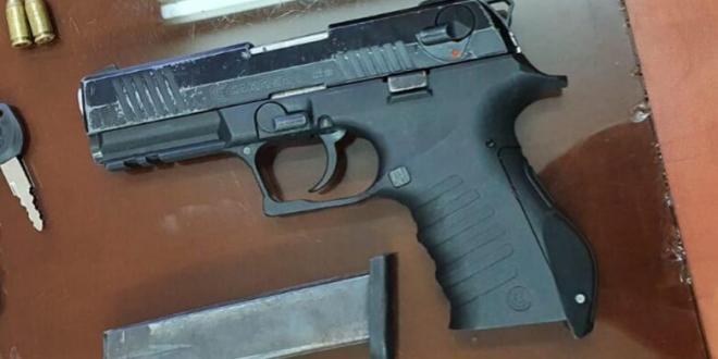 תושב אשקלון בן 16.5 מואשם בהחזקת אקדח