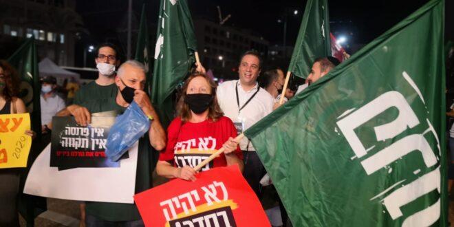 """עו""""ד רועי כהן נשיא להב: חורבן בית שלישי בחסות הממשלה"""
