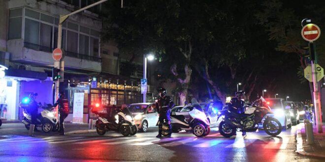 בן 18 נעצר בחשד שהתכוון לפגוע במפגינים נגד נתניהו בתל אביב