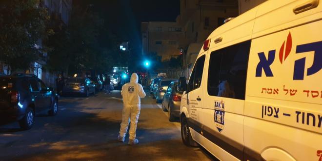 גופת גבר גלמוד נמצאה מוטלת במצב ריקבון קשה בביתו בחדרה