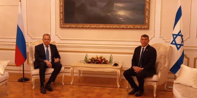אשכנזי לשר החוץ לברוב: לא תתאפשר התבססות של איראן בסוריה