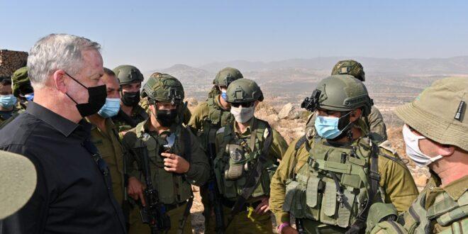 שר הביטחון: אזרחי לבנון צריכים לדעת שחיזבאללה הוא הבעיה שלהם