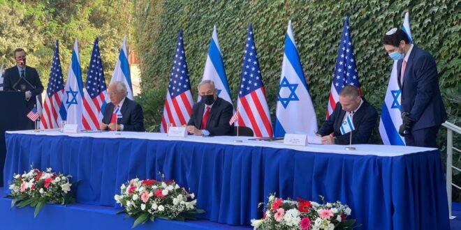 """ישראל וארה""""ב חתמו על הסכם המרחיב את היקף השת""""פ המדעי"""