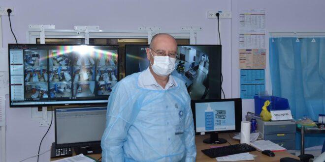 המרכז הרפואי לגליל: מחלקת קורונה נוספת נסגרה
