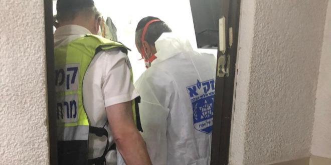 """גופת בן 83 נמצאה במצב ריקבון בבית באשדוד: """"מצטער שלא עשיתי מספיק"""""""