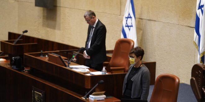 """יו""""ר הכנסת: שנאת האחים, ההסתה הפרועה והאלימות לא עברו מעולמנו"""