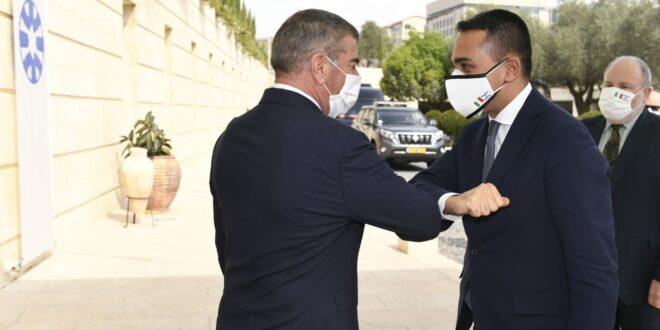 איטליה: נעביר מנות חיסוני קורונה לישראל