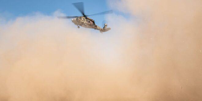 התרגיל הגדול ביותר של חיל-האוויר הסתיים בהצלחה