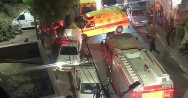 בן 36 נפצע קשה בשריפה בבית בטמרה