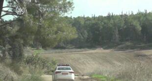 אכיפה נגד רכבי שטח ביער בן שמן: אתמול נערך מבצע רחב היקף נגד עבירות מס...