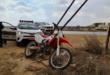רוכב אופנוע חשוד כי נהג למרות שרשיון הנהיגה שלו נפסל