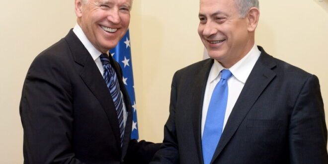 """נתניהו בירך את ביידן: מצפה לעבוד איתך כדי לחזק עוד יותר את הברית בין ארה""""ב לישראל"""