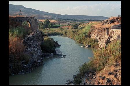 רשות המים: נערכים לאפשרות פתיחת סכר דגניה