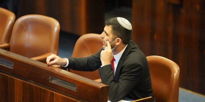 """חה""""כ קרעי תוקף את בנט בהפגנת הימין בתל אביב: """"הנוכל לא מייצג אותנו"""""""