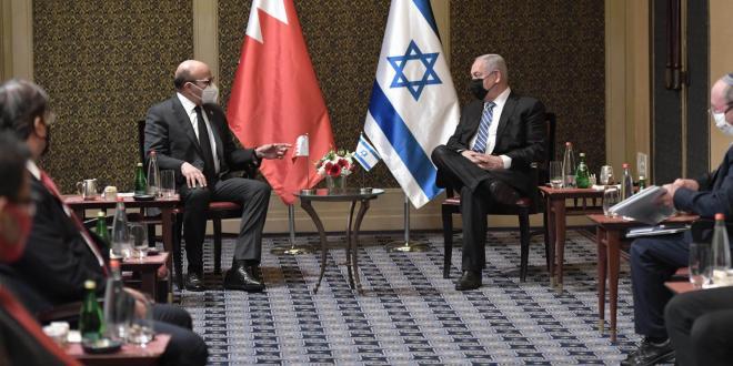 ראש הממשלה: המלך חמד ואני בונים גשר של שלום שרבים יחצו בעתיד