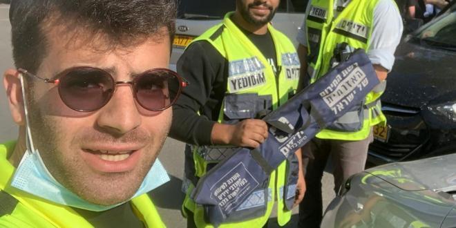 פעוט ננעל בשגגה בתוך רכב בירושלים וחולץ בשלום