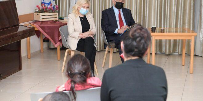 ראש הממשלה: הנחיתי להקים את הרשות לטפל באלימות במשפחה