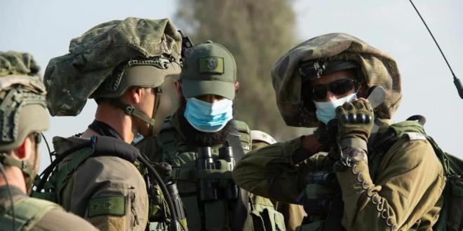 """דובר צה""""ל בערבית: תרגיל לבחינת מוכנות פיקוד הדרום ואוגדת עזה"""