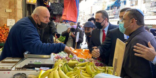 """משרד האוצר יקצה 10 מיליון ש""""ח לסיוע לשווקים"""