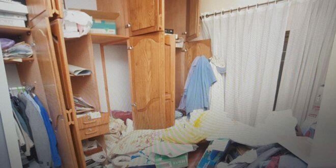 2 תושבי השטחים מואשמים בתקיפה אכזרית של בן 73 בביתו