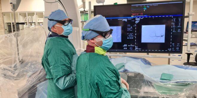 לראשונה: הליך חדשני לטיפול בתאים סרטניים שלא ניתנים לניתוח בוצע בהצלחה
