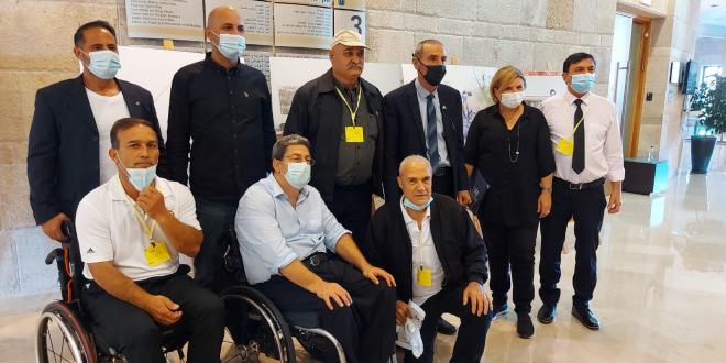 """ארגון נכי צה""""ל לאחר פגישתם עם שר הביטחון: """"שבענו הבטחות"""""""