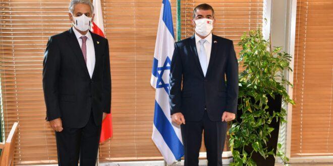 שר החוץ: מתכנן להגיע בקרוב לביקור במנאמה כדי לחנוך את שגרירות ישראל