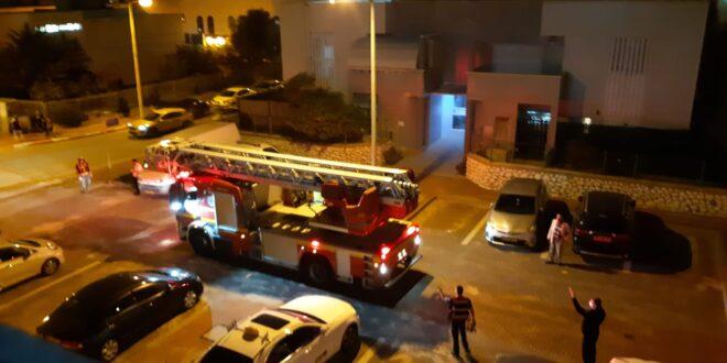 בן 50 נפל מגג ביתו באשדוד, מצבו בינוני