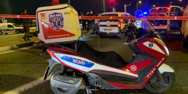 בן 40 נורה למוות סמוך לצומת גינתון