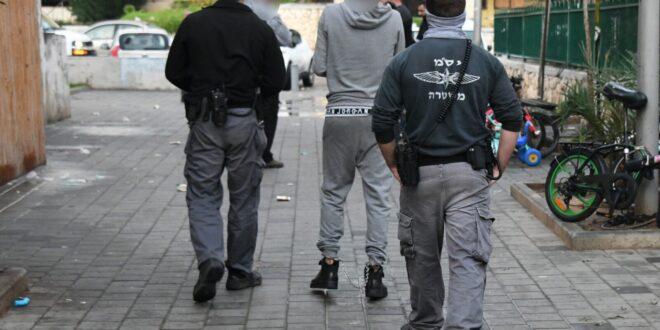 שני תושבי נהריה נעצרו בחשד לפריצה, אחד מהם הפר בידוד ונקנס