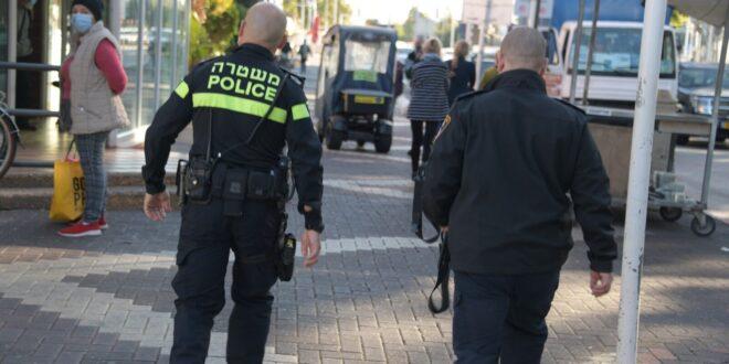 2 שוטרים נפצעו קל בפשיטה על ישיבה שפעלה בניגוד להנחיות בבני ברק