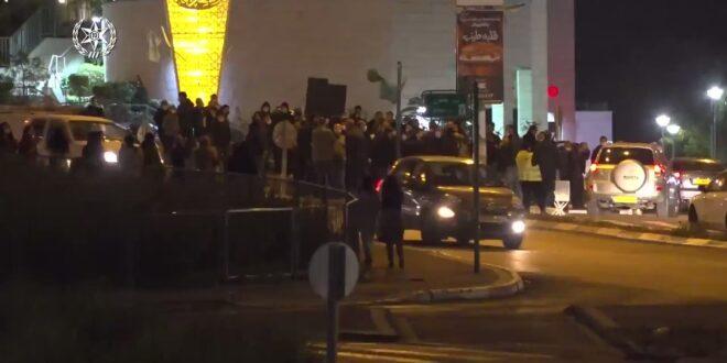 לפנות בוקר בירושלים: המון ערבי ביצע לינץ' בעשרות רכבים