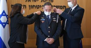 """רנ""""צ יעקב שבתאי נכנס היום לתפקיד המפקח הכללי של משטרת ישראל  רנ""""צ שבתא..."""
