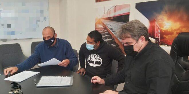 ההסתדרות חתמה על הסכם קיבוצי חדש לעובדי התצפית בנמל אשדוד