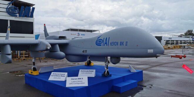 """התעשייה האווירית תספק מל""""טים למדינה באסיה בהיקף של עשרות מיליוני דולרים"""