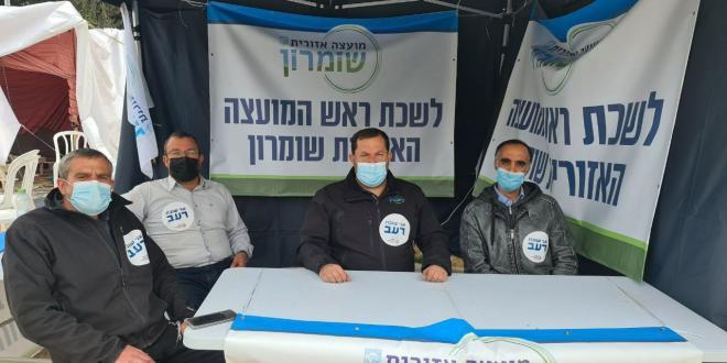 הנשיא לראש המועצה האזורית שומרון: מבקש לחדול משביתת הרעב
