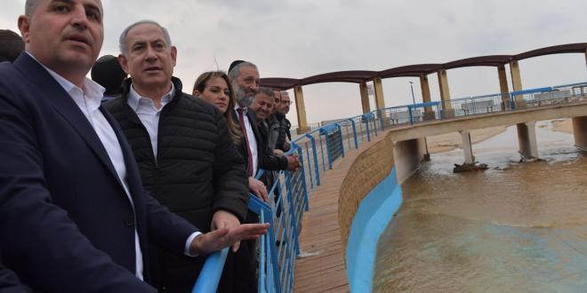 ראש עיריית נהריה: העיר לא יכולה לסבול יותר את המים שמגיעים ממזרח