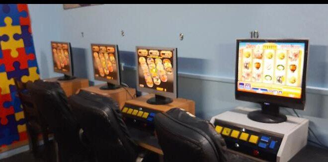 מבנה המשמש למשחקי הימורים בלתי חוקיים נחשף בחיפה, 4 עוכבו לחקירה