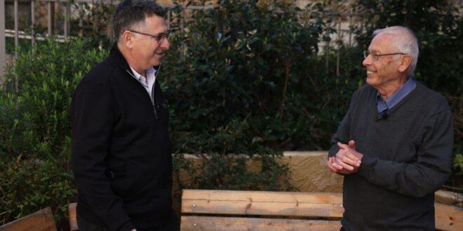 """בני בגין מצטרף למפלגתו של גדעון סער: """"להביא לחילופי ממשל בישראל"""""""