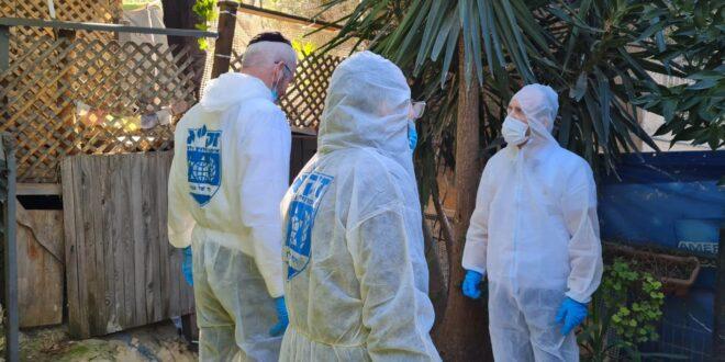 חודש לאחר שנפטר: גופת אדם ערירי נמצאה בדירה בירושלים