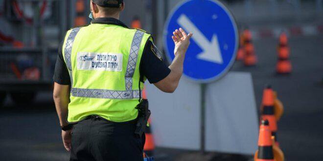 תושב הדרום נעצר בחשד כי נהג למרות שרשיון הנהיגה שלו נפסל