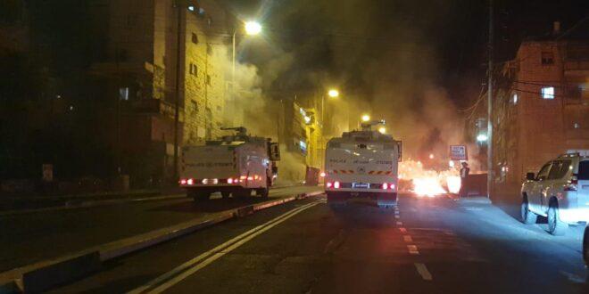 המחאה בכיכר השבת: 8 חשודים בהפרת סדר נעצרו
